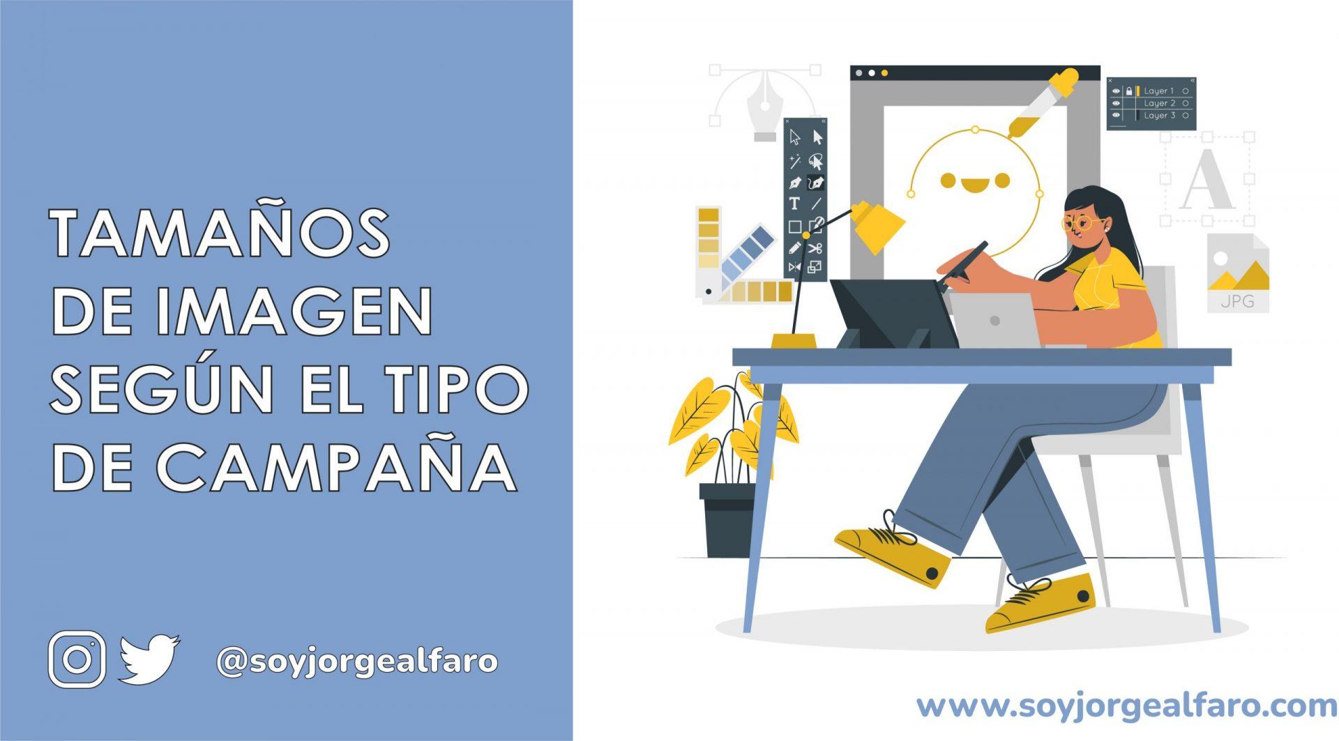 TAMAÑOS Y FORMATOS SEGÚN EL TIPO DE CAMPAÑA DE FACEBOOK E INSTAGRAM ADS